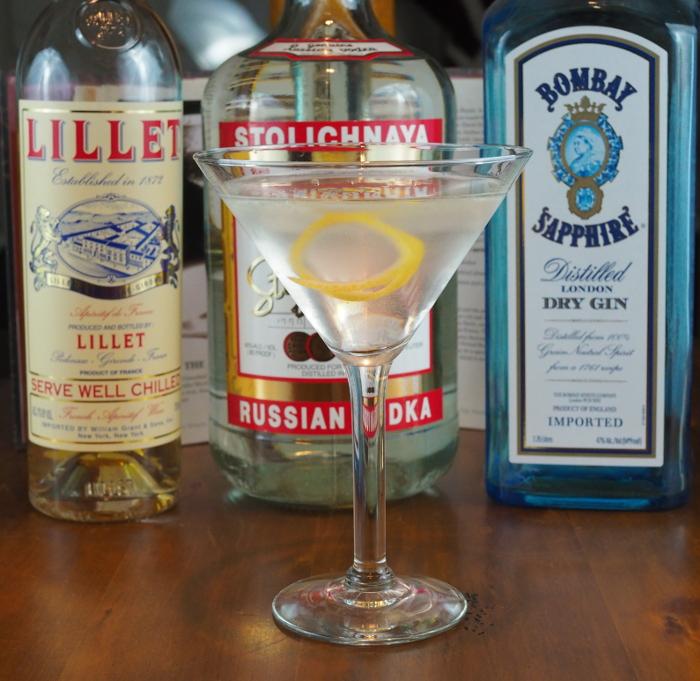 The vesper vintage spirits and forgotten cocktails for Cocktail lillet