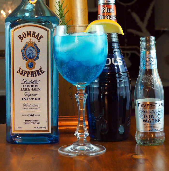 Rosemary Blue Vintage Spirits And Forgotten Cocktails